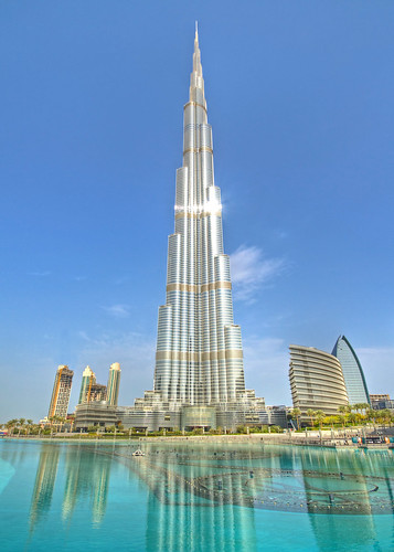 Burj Khalifa | by capelle79