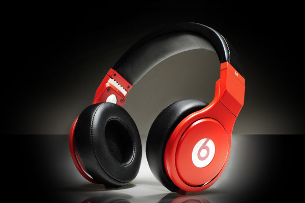 Beats By Dr Dre Pro Headphone Red Black Lacoste L Ve Intro Flickr