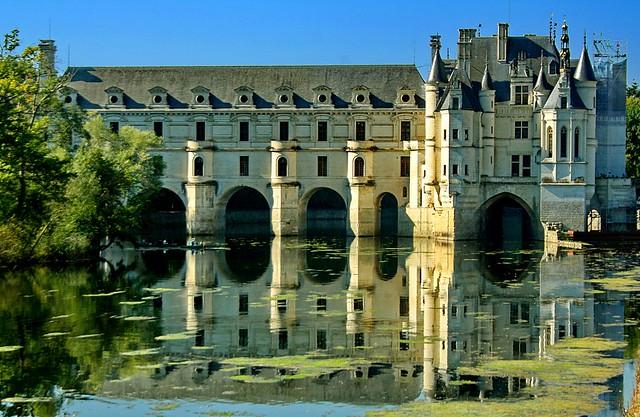 🇫🇷 Chateau de Chenonceau / Замъка Шенонсо