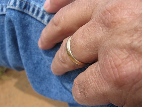 Dale's wedding ring