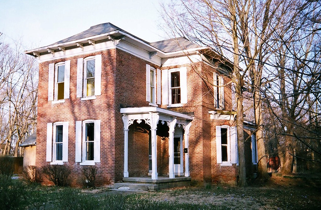 House in New Augusta