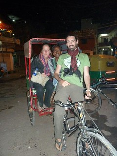 Salim, notre chauffeur de rickshaw | by sevenany