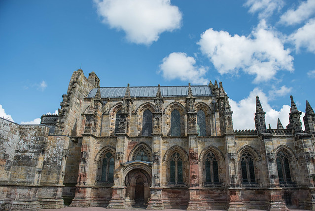 Rosslyn Chapel, Edimburgo