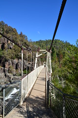 Bridge across the Gorge