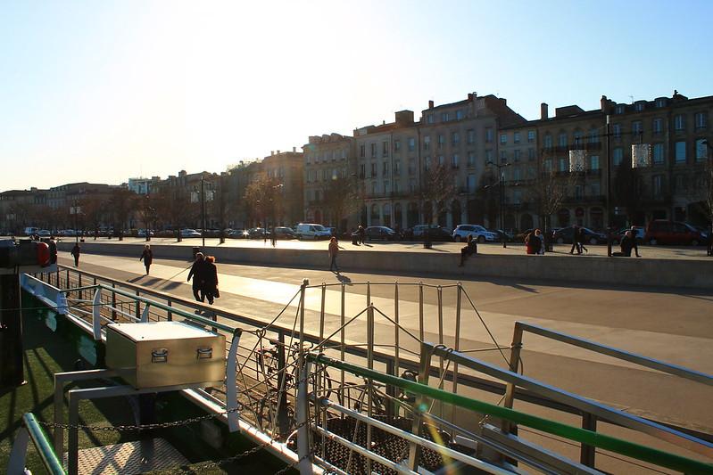 Bordeaux - Visite du ms Princesse d'Aquitaine, 09 mars 2012, Bordeaux