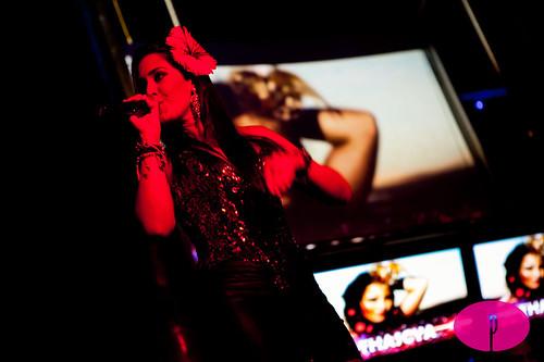 Fotos do evento FEMALE ANGELS: Thascya   Morgana   Dani Maistrovicz   Natale Bergamon (vocal) em Juiz de Fora