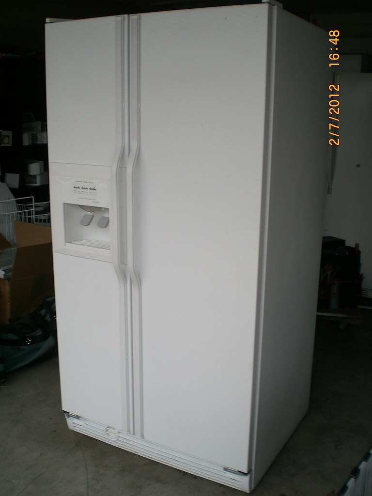 KitchenAid Superba Side By Side Refrigerator | Make: KichenA ...