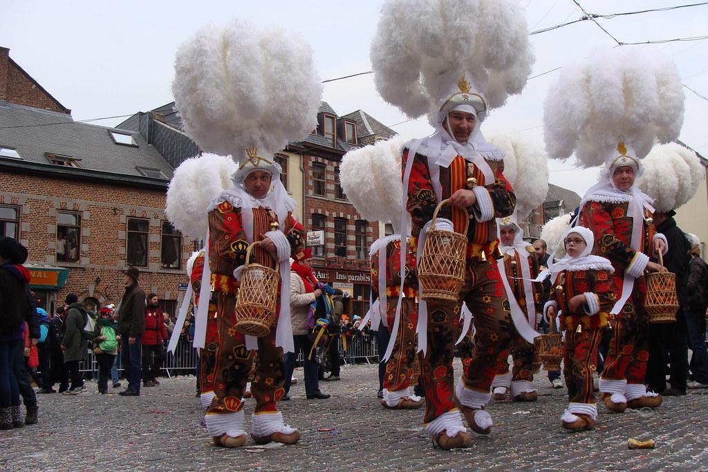 Carnaval De Binche Mardi Gras Balance Of The Day 26 Ora