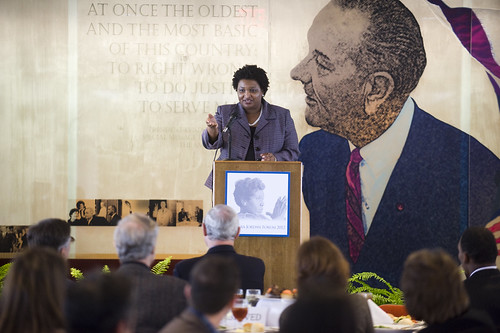 Barbara Jordan Forum 2012 | by lbjschool
