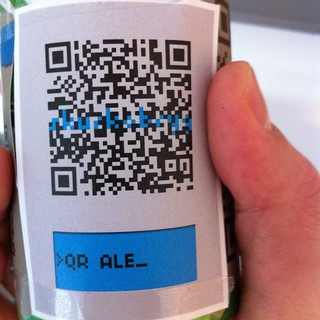 Upcoming qr ale_ | by Simon Fredslund