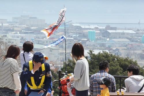 2012年4月29日 石巻市日和山公園 | by shiggyyoshida
