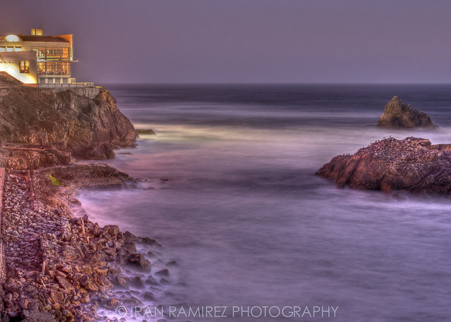 Cliff House. HDR