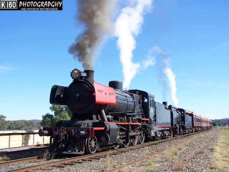 J515-K160 Muckleford by Matthew Davis