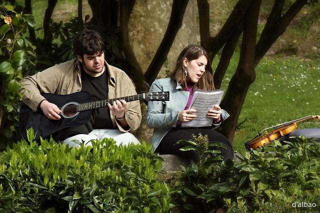 Música del bosque