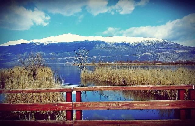 Ioannina, Greece - February 2012