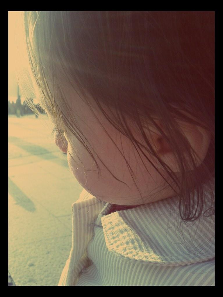 Mon rayon de soleil   Cécilie   FlickrFlickr