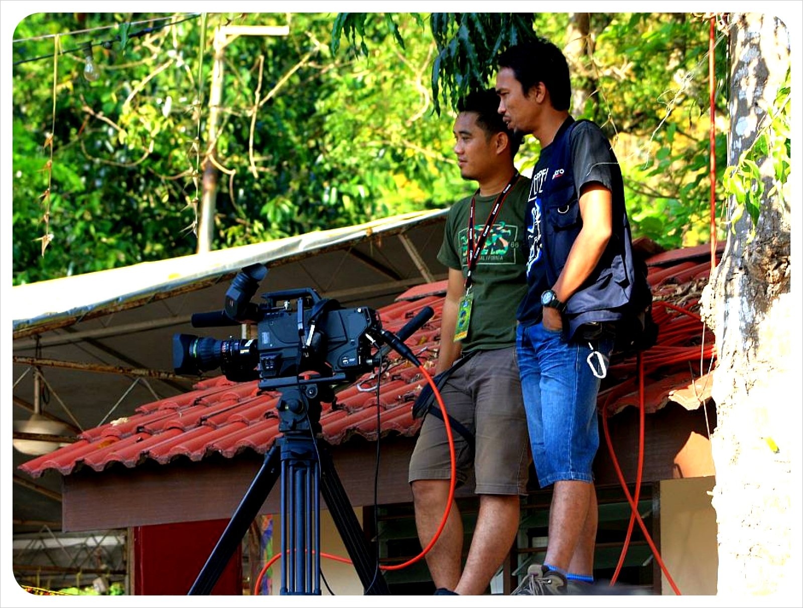 thaipusam 2012 penang camera crew