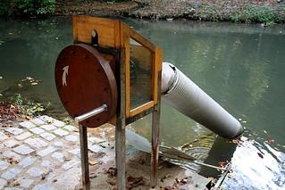 Archimedean screw / Архимедовия винт