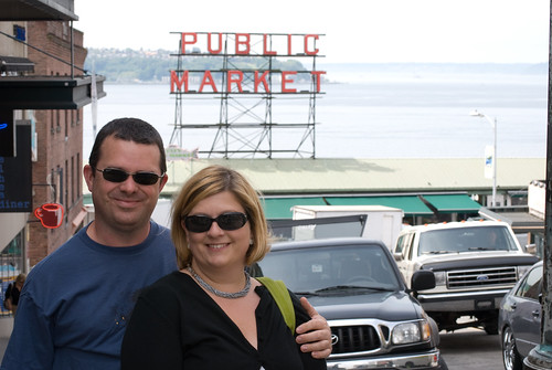 Holidays, Vacations and Fun: Don and Susan in Seattle | by sfusswork