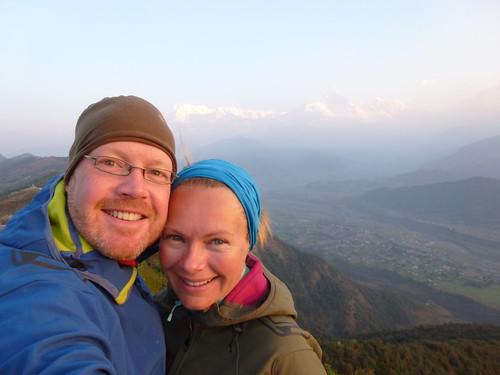 Pokhara - Sarangkot sunrise - 2