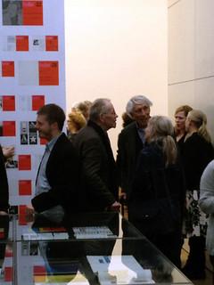 Gerrit Noordzij and Wim Crouwel