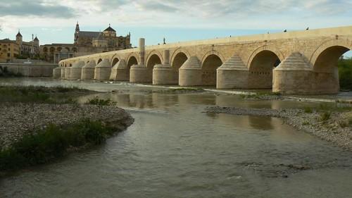 Roman bridge in Córdoba (UNESCO WHS)