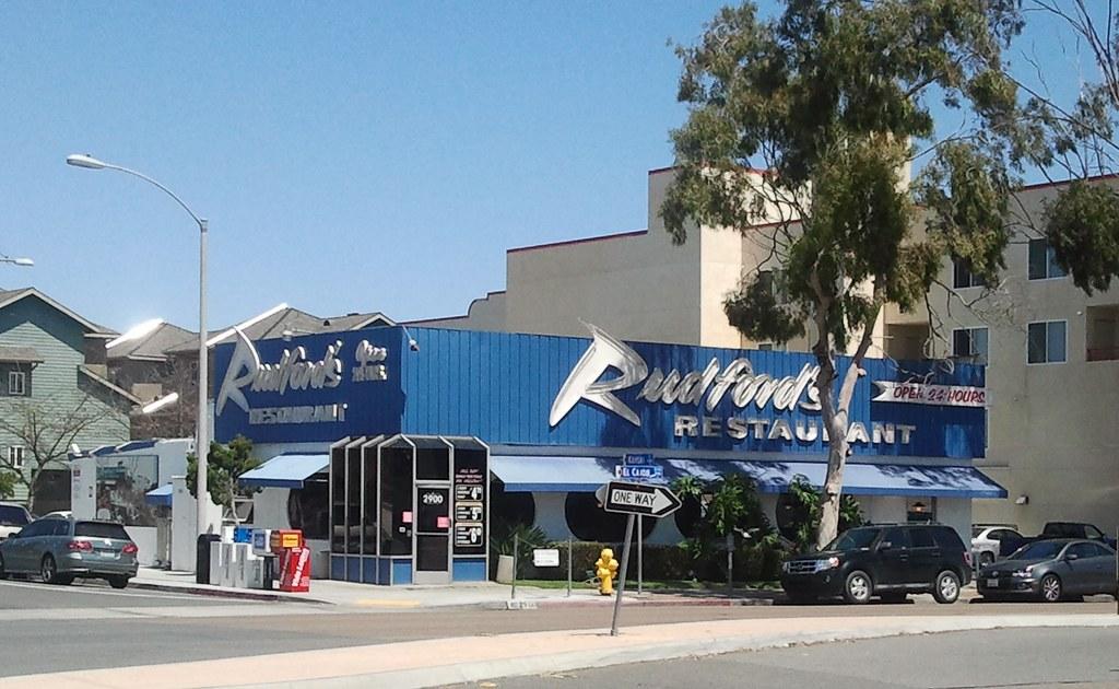 Rudford S Restaurant On El Cajon Blvd In North Park Flickr