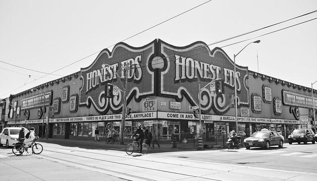 Honest Ed's