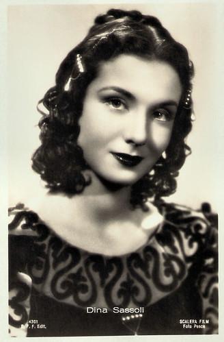 Dina Sassoli in Don Giovanni (1942)