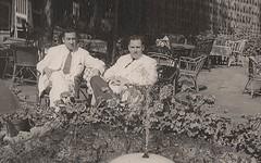الاميري و السباعي  - الاسكندرية - 14 أيار 1953