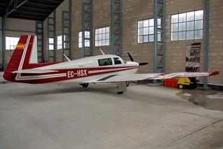 EC-HSX  Mooney M20 Model 201