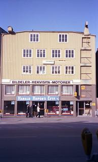 Harald Hopsøs Eftf. / Fjordgata 76 (1979)