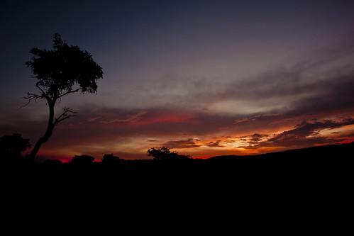 sunset cloudy lydenburg kuduprivatenaturereserve kudugameranch