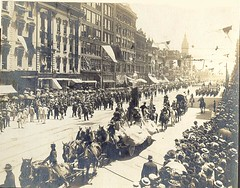 National Turnfest Parade, 1905