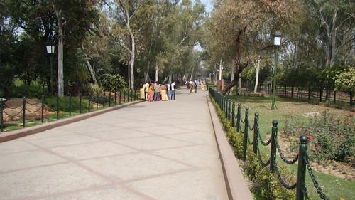 Agra India ~ ShahJahan Park