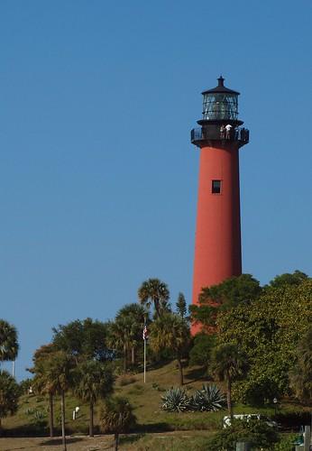 lighthouse florida jupiter visitors catwalk
