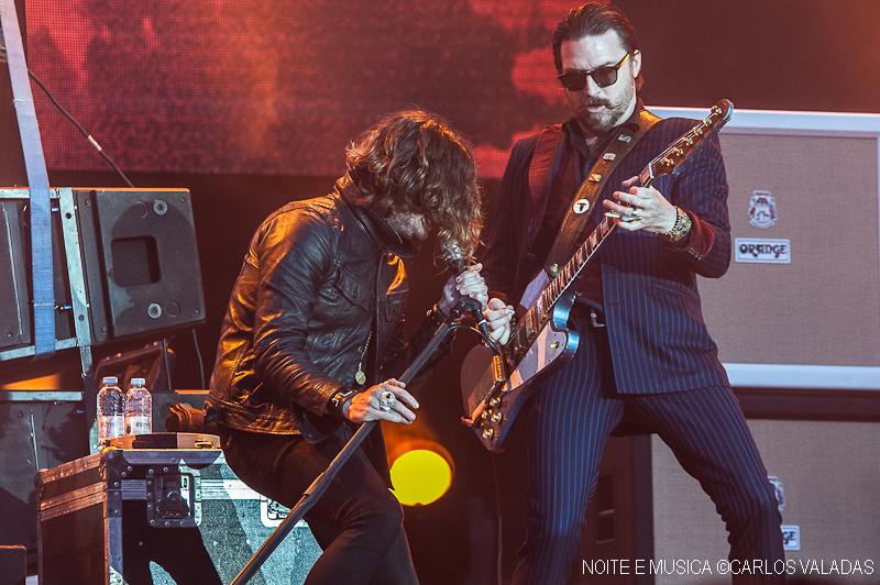 Rival Sons - Rock in Rio Lisboa '16