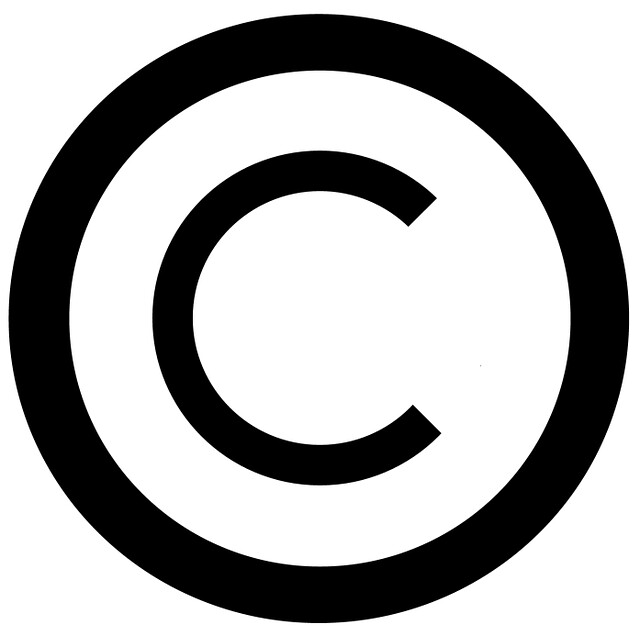 Copyright symbol - white background | This is a copyright sy… | Flickr