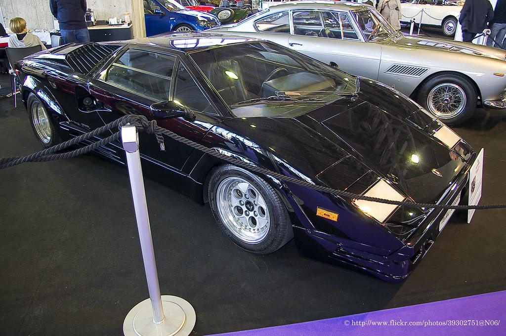 1990 Lamborghini Countach 25th Anniversary Us Spec Spanish
