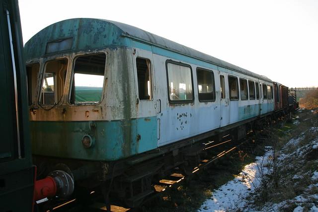 BR Metro-Cammell ( Class 101 ) DMU DTCL / Observation Saloon conversion 6300 'Hebridean'