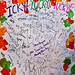 Lovely messy, mulchy scribbles, drawings, words by the children