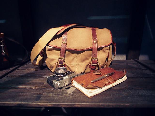 Jame's Traveler's Notebook - Wotancraft