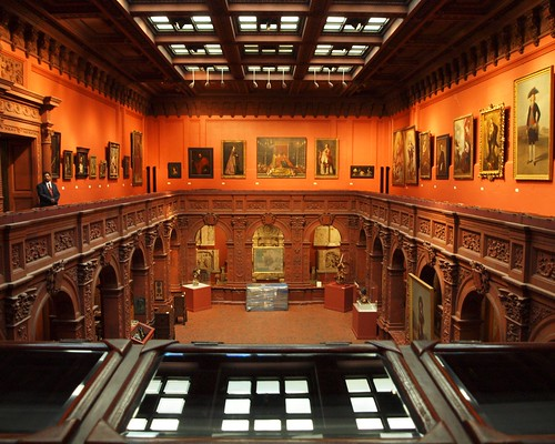 The Hispanic Society of America Museum, Audubon Terrace, Washington Heights, New York City