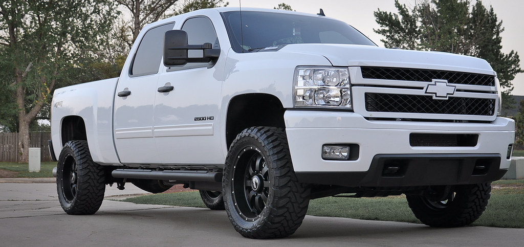 2012 Chevy Silverado Duramax My 2012 Chevy Dmax Lifted On