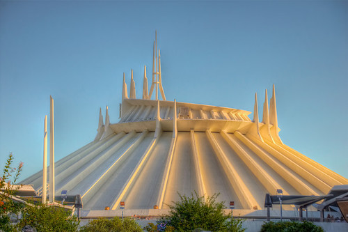 Space Mountain Sunset | by Tours Departing Daily