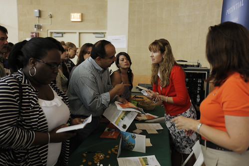 University of Miami Fair at the Open House