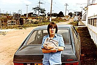 me and my new 1981 Passat
