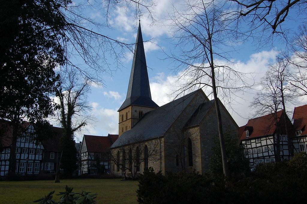 Apostelkirche in Gütersloh | Die älteste Kirche in