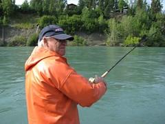 Survival Husband Fishing
