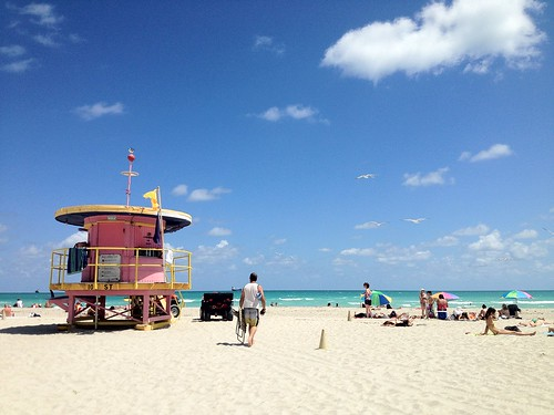 lummus park, south beach miami, florida | i'm emily | flickr